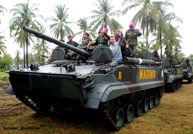 Bergantung Produk Luar Negeri, Pertahanan Indonesia Belum Absolut
