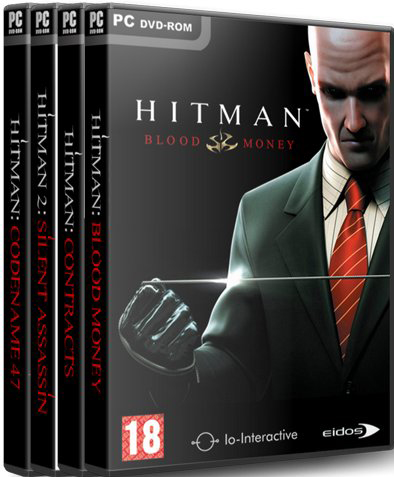 Hitman - Ultimate Collection (2000-2012)