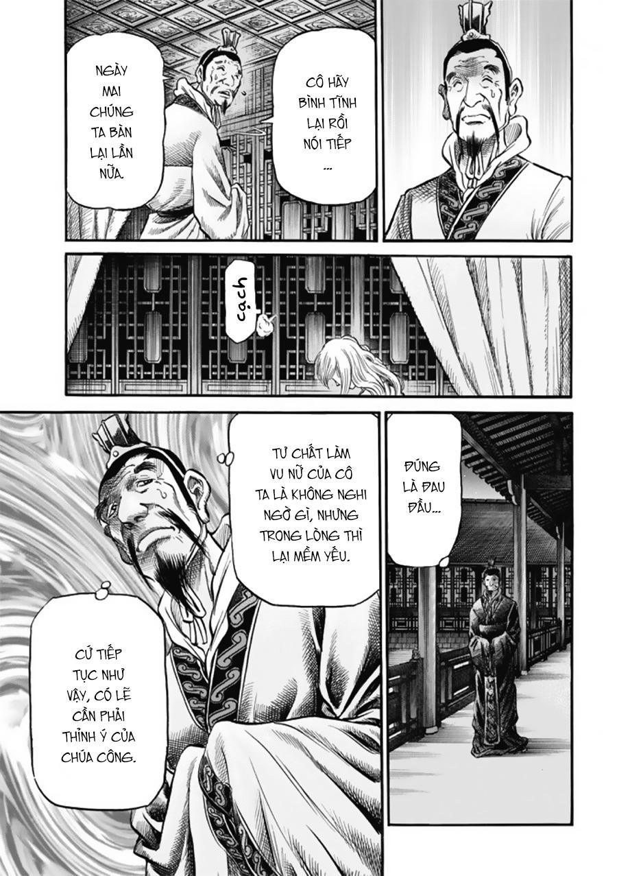 Chú Bé Rồng Chap 277 - Trang 15