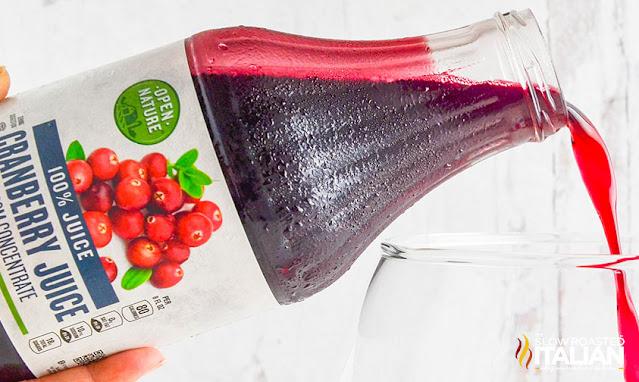 Open Nature Cranberry juice