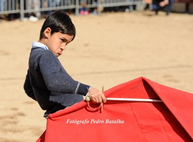 Tomás Bastos: o menino prodígio do Toureio a Pé em Portugal