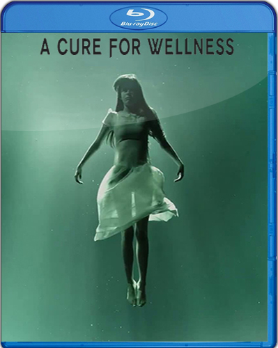 A Cure for Wellness [2017] [BD25] [Latino]