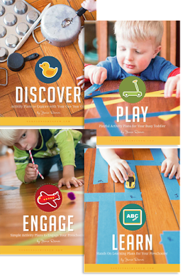 hands-on activities for toddlers