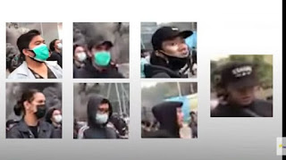 Mata Najwa Berhasil Mengungkap Pelaku Pembakaran Halte Sarinah, Warganet Sindir Kemampuan Polisi