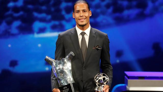 Virgil van Dijk: Terbaik versi UEFA, Karier Sepakbola, dan Hampir Kehilangan Nyawa
