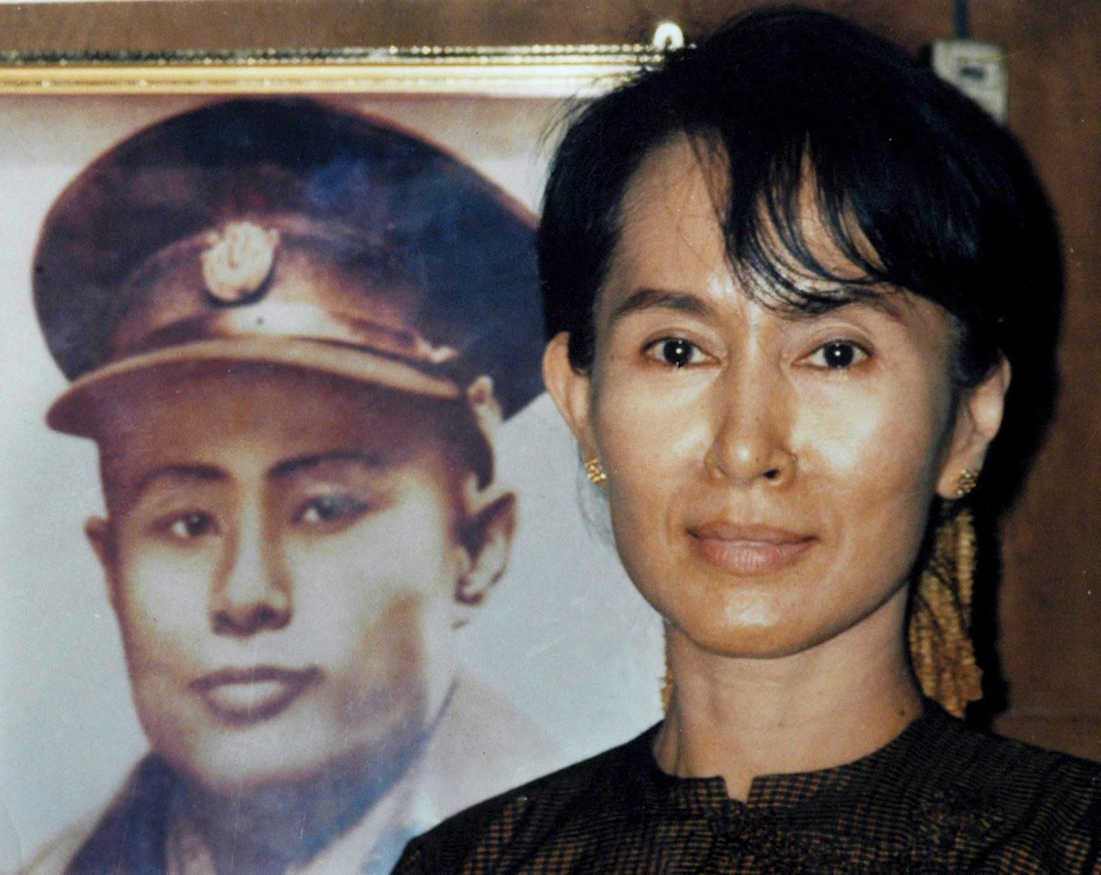 Mira Lo Que Encontre Una Frase De La Lady Aung San Suu Kyi
