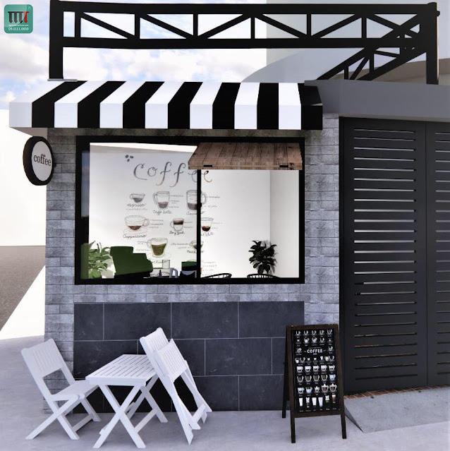Thi công quán cafe rẻ đẹp Bình Dương