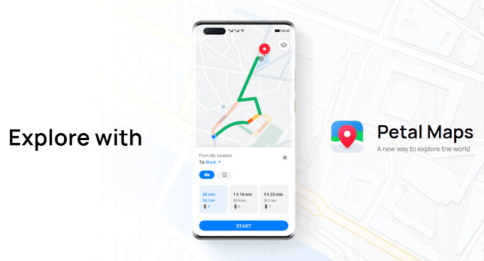 Huawei Docs and Petal Maps: new substitutes for Google apps