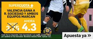17/08 | 18:00 Valencia vs Real Sociedad