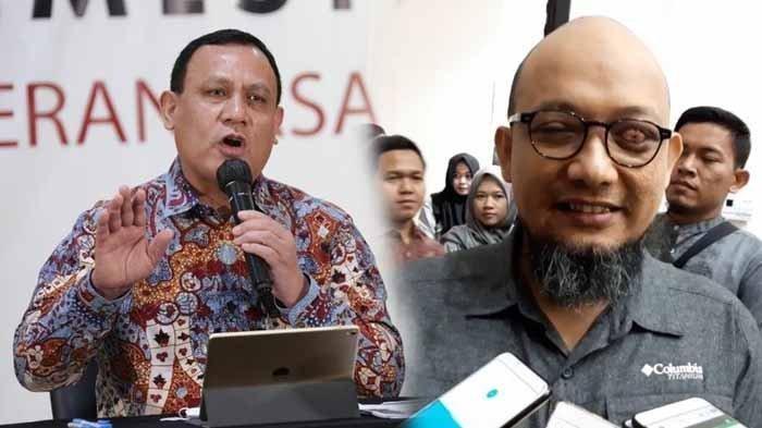 Novel Baswedan Mengaku Pernah Tanyakan Urgensi TWK KPK kepada Firli, Lalu Dijawab Begini