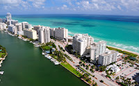 Miami Beach (Credit: Shutterstock) Click to Enlarge.