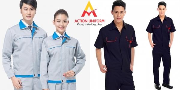 Mẫu đồng phục bảo hộ lao động 9