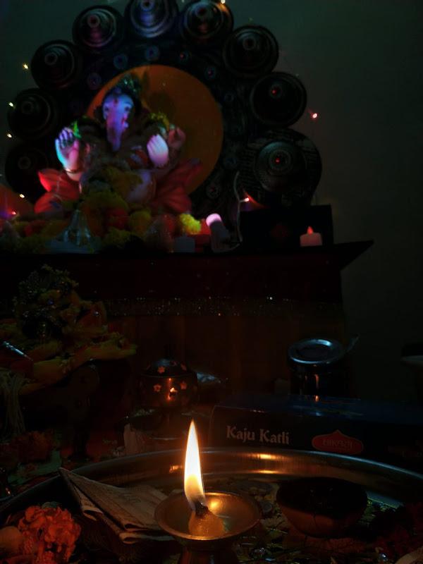 Ganesh Bappa Morya Pudchya Varshi Lavkarya Mumbai