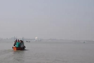 Mongla to Harbaria in the Sundarbans