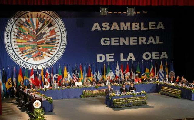 Situación de Venezuela fue incluida en el temario de la 70° Asamblea General de la OEA