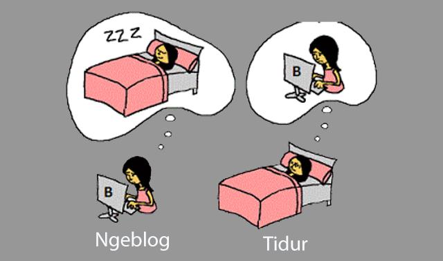 Alasan Saya Berhenti Ngeblog dan Melupakan Blogger