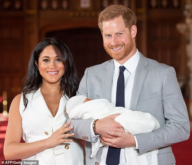 Prince Harry and Meghan Markle hire THIRD nanny in six weeks