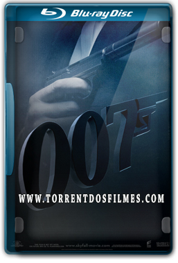 007 – Coleção Completa James Bond (1962–2016) Torrent – Bluray 1080p Dublado Áudio 5.1