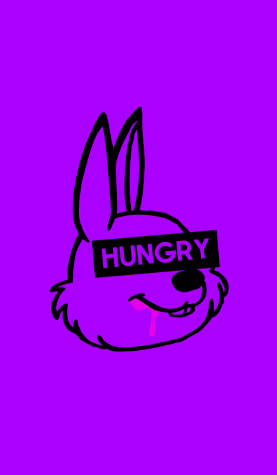 HUNGRY RABBIT style 8