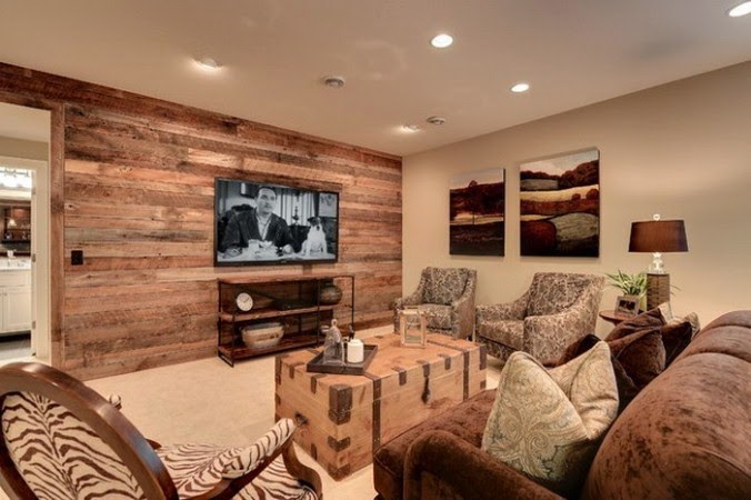 Wood Paneling Makeover Living Rooms Plank Walls