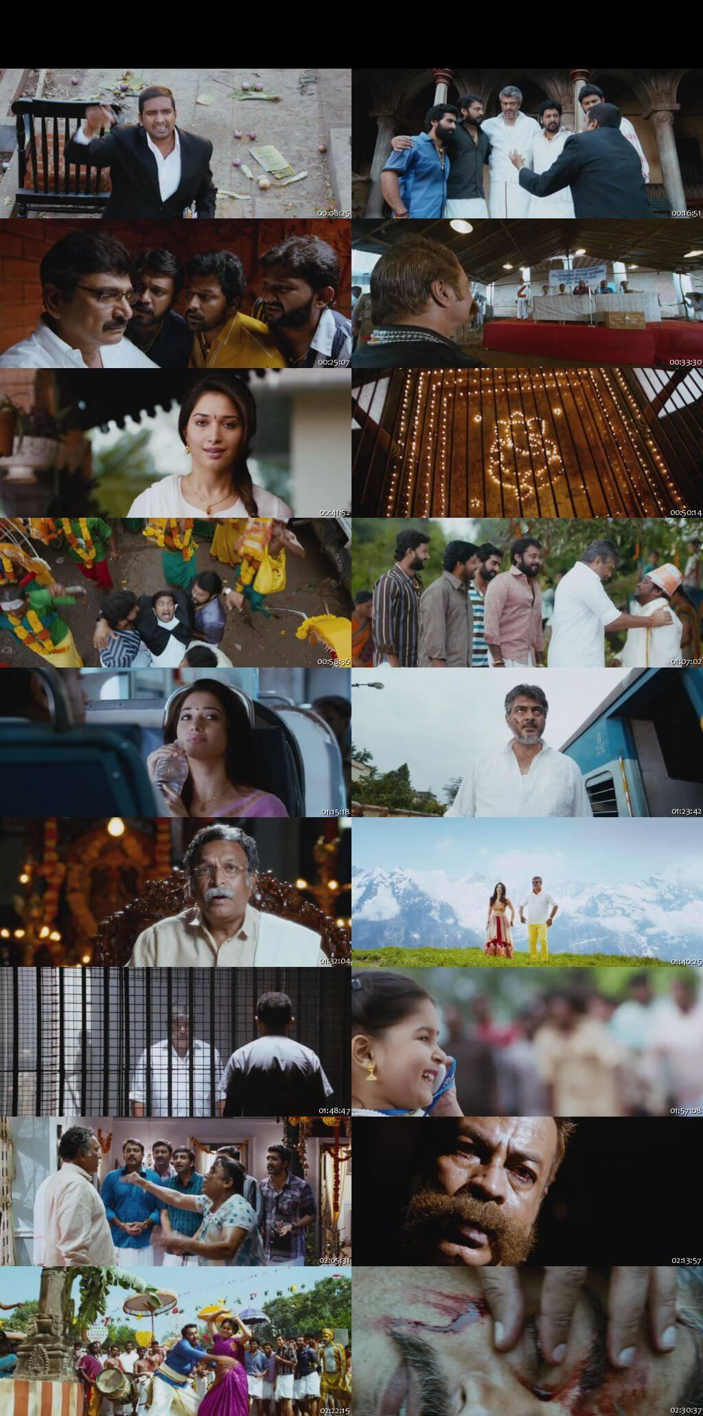 Single Resumable Download Link For Movie Veeram (2014) Download And Watch Online For Free