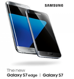 The Samsung Galaxy S7 is also a top phone and main competitor to the iPhone