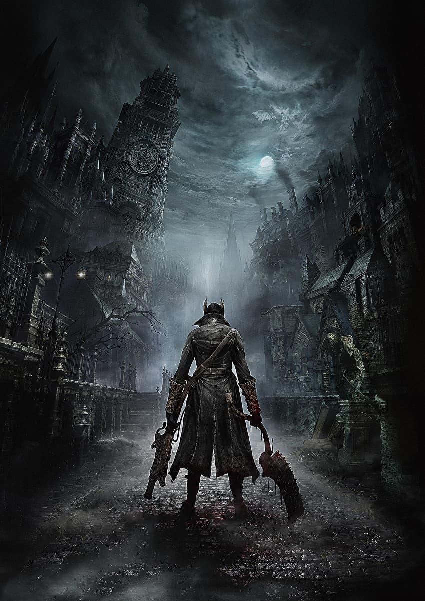 Переиздание Bloodborne выйдет на PC и PS5 - ремастер анонсируют совсем скоро - Арт