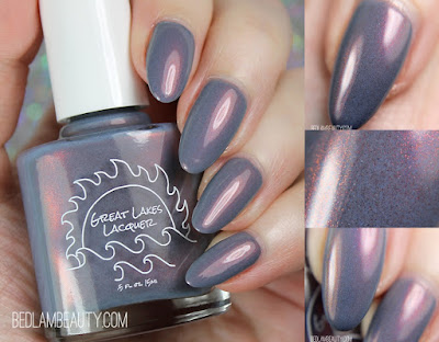 Great Lakes Lacquer It Doesn't Look Like Anything to Me | Westworld Collection