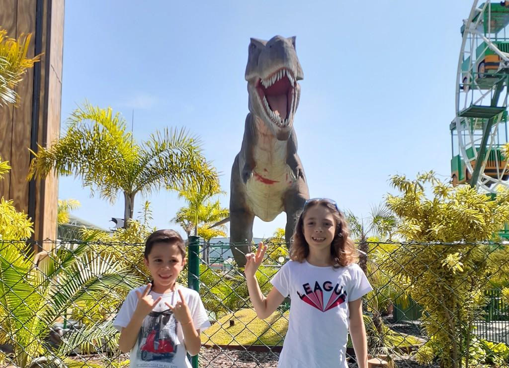 T-Rex Park