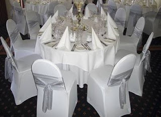 Wedding dining chairs covers designs ideas. | An Interior Design