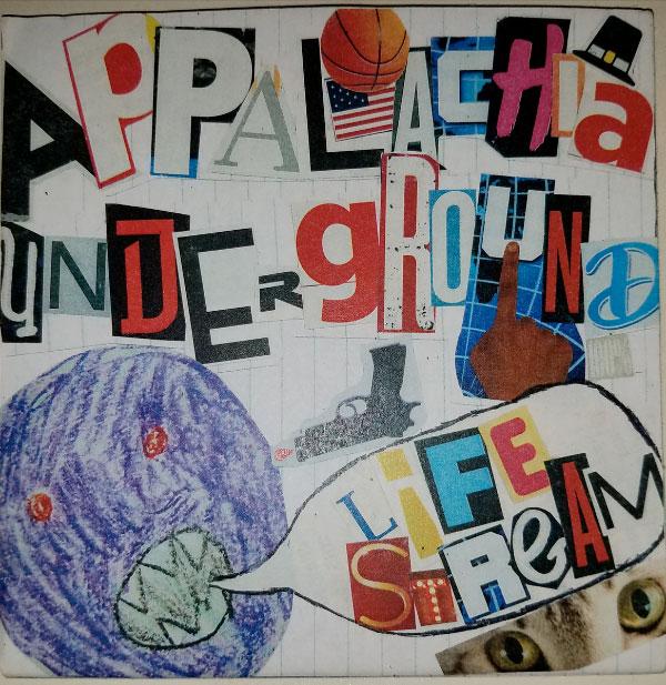"Appalachia Underground stream new EP ""Lifestream"""