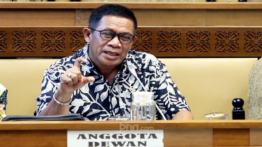 Revisi UU ASN Untuk Memperkuat Kedudukan PPPK Setara PNS, Kata Anggota Komisi II DPR RI Hugua