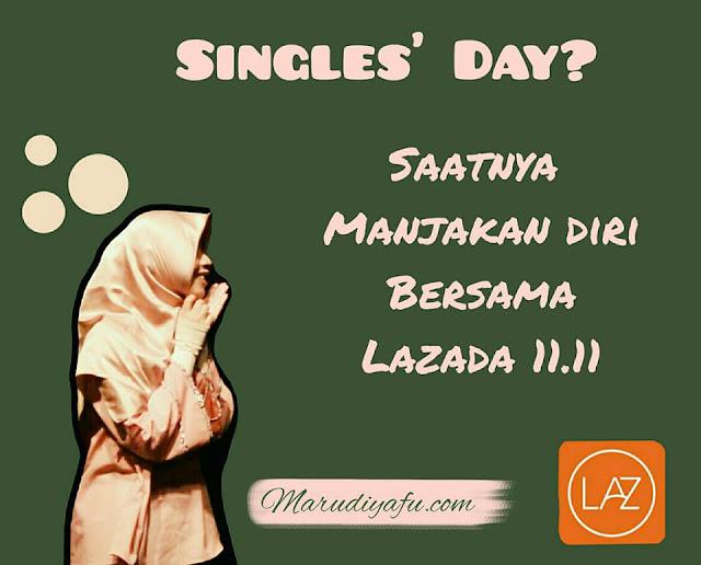 Singles' Day? Saatnya Manjakan Diri Bersama Lazada 11.11