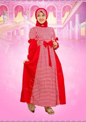 33 Gambar Model Baju Muslim Anak Perempuan Terbaru 2018