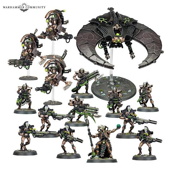 Combat Patrol Necrones