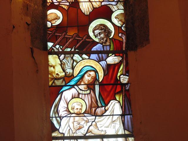 Nativité église de Cezay