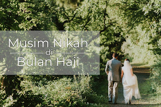 Nikah, Musim Haji, Hari Raya Idul Fitri