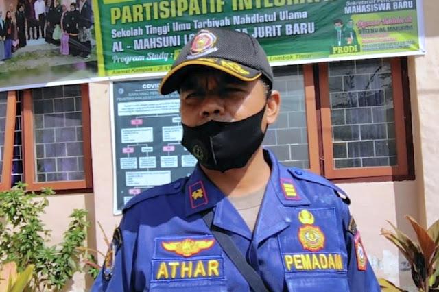 Cegah kebakaran, Damkar-mat Lotim akan Bimtek 250 desa