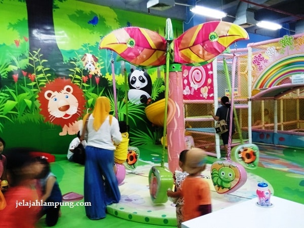 carousel di play land mbk