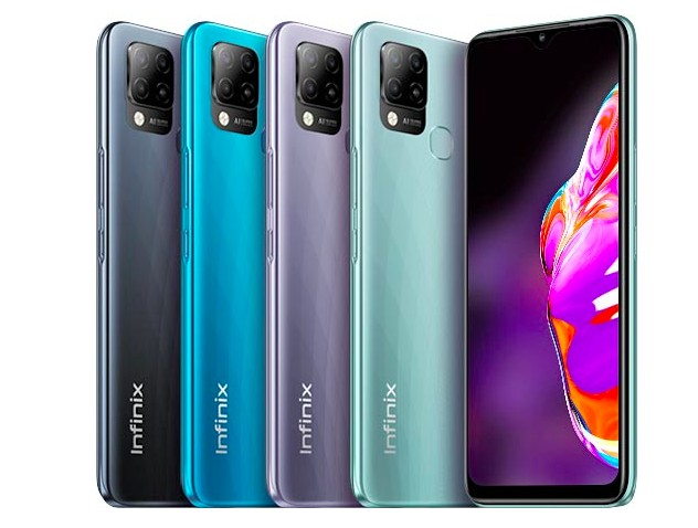 Infinix Hot 10T Launched in Nigeria, Helio G70 Chipset, 5000mAh Battery