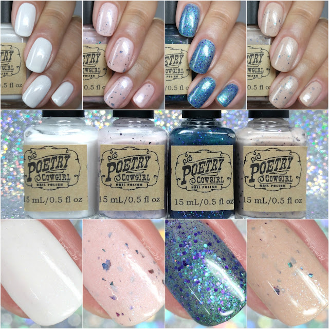 Poetry Cowgirl Nail Polish - The Indie Shop San Francisco Exclusives