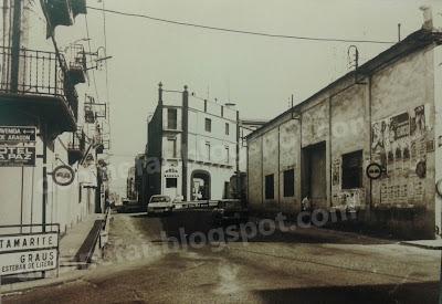 Calle 1 de Mayo de Binéfar
