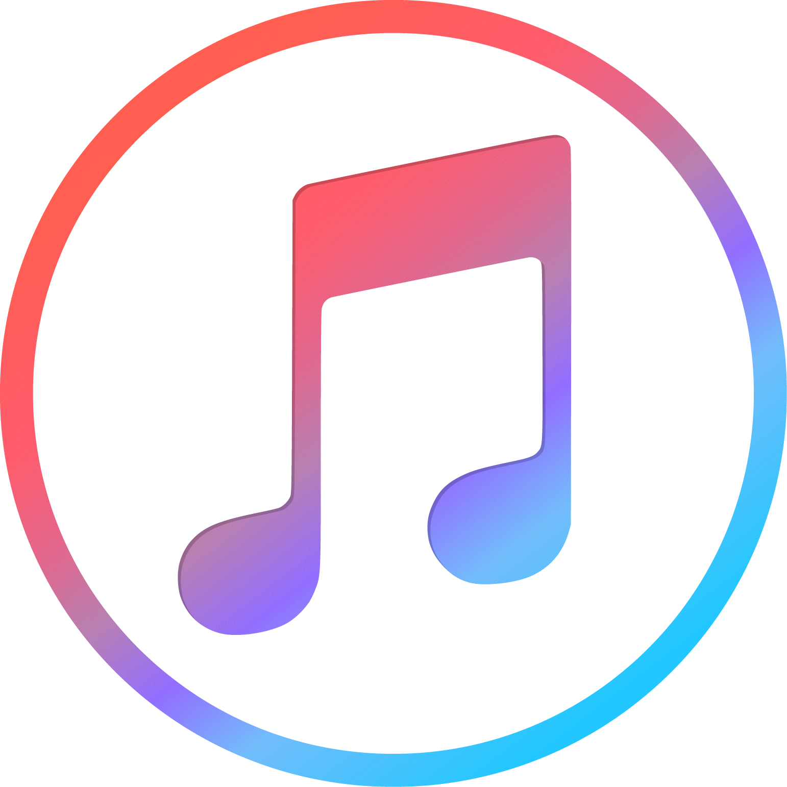 download logo itunes icon svg eps png psd ai vector color ...