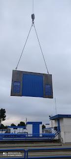 montaje caseta prefabricada