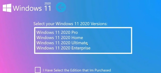 تحميل ويندوز 11 2020 بالتعريفات والبرامج ISO