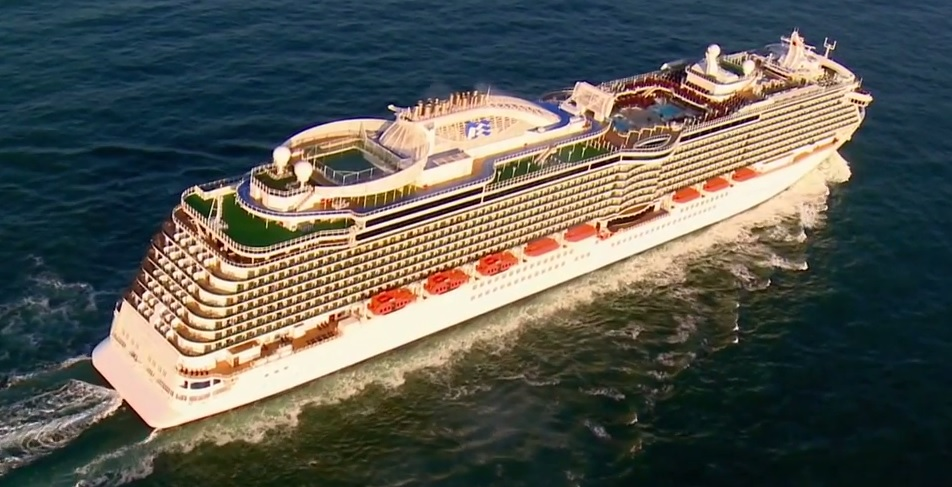 Princess Cruises Signs Agreement for Two Newbuilds