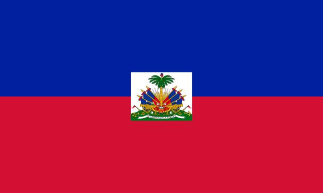 Bendera negara Haiti