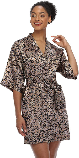 Cheap Satin Robes