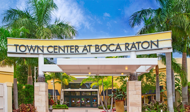Shoppings Town Center em Boca Raton