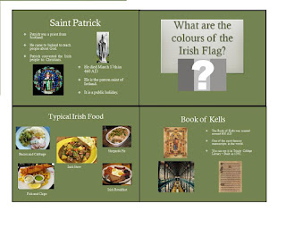 Ireland and Saint Patrick's Day PowerPoint